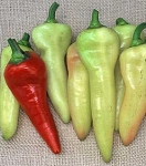 Peppers - Sweet Banana - Organic